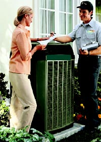 Summerville HVAC repairs